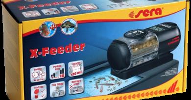 Sera X-Feeder – Mangiatoia Automatica